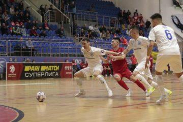 «Норильский никель» уступил в заключительном матче «регулярки»
