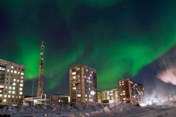 В Норильске и Дудинке появятся кафедры Института Арктики