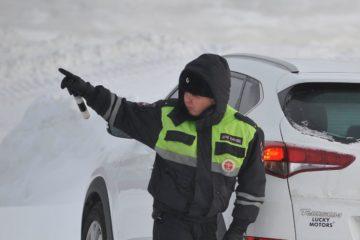 В Норильске в автодорожной аварии погиб человек