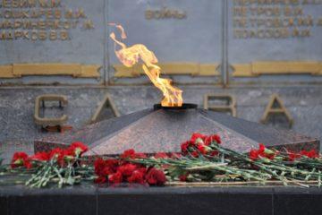 Первые лица города и края поздравили норильчан с Днем Победы