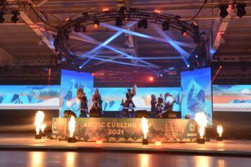 В Дудинке состоялось торжественное закрытие Arctic Cup 2021