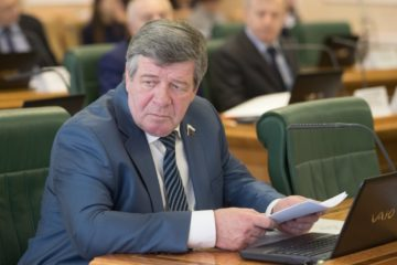 Валерий Семенов пообщался с норильчанами онлайн