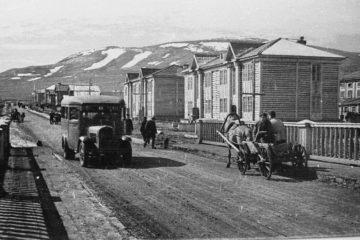 Первый транспорт в Норильске берегли больше, чем людей
