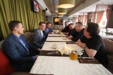Предпринимателей Норильска пригласили на бизнес-завтрак