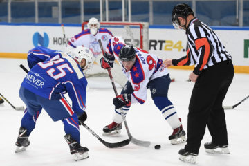 Норильчане завершили выступление в фестивале Ночной хоккейной лиги