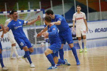 МФК «Норильский никель» готовится к играм заключительного тура регулярного чемпионата
