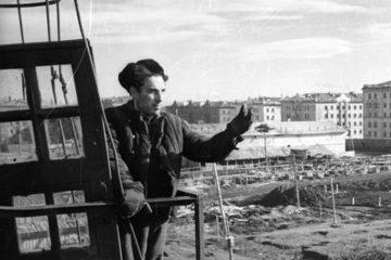 Стройиндустрия Норильска за свою историю пережила взлеты и падения