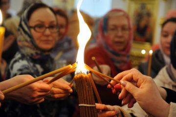 Благодатный огонь из Иерусалима привезли на Таймыр