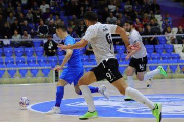МФК «Норильский никель» уступил во втором полуфинальном матче чемпионата России