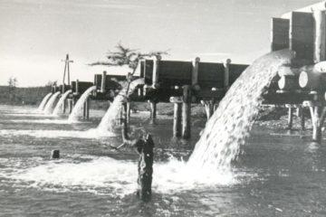 Первым источником воды для Норильска было озеро Долгое