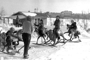 Первые турбазы в Норильске появились летом 1968 года