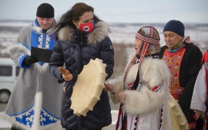 Участники Арктического кубка по керлингу прибыли на Таймыр