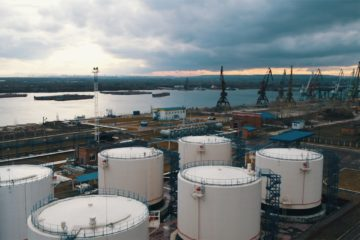 На дудинской нефтебазе предотвратили разлив топлива