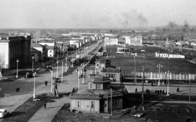 Первый норильский стадион открыли в годы войны