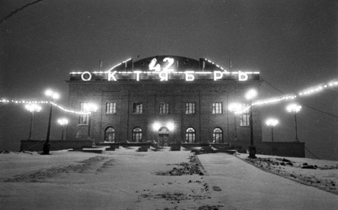 Построить в Норильске бассейн планировали еще в 1940-х