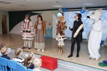 К норильским детям вернулся легендарный Северок