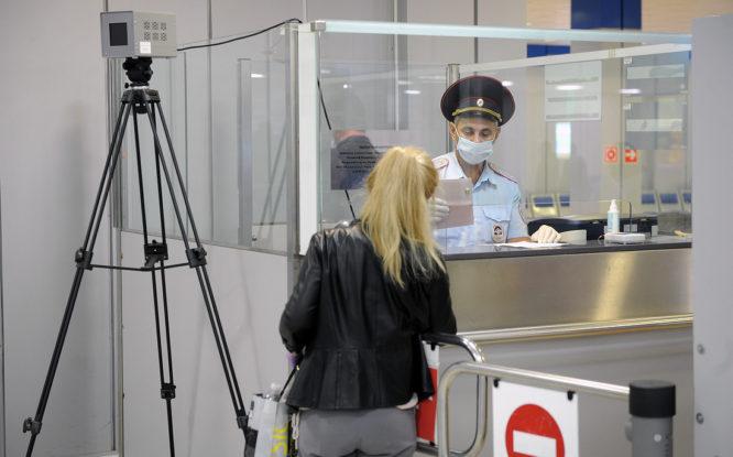 Россия возобновляет авиасообщение еще с восьмью странами