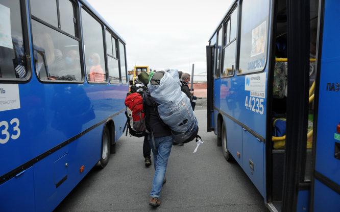 В Красноярский край больше приезжают, чем уезжают