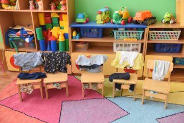 В детские сады Норильска теперь пускают строго по графику