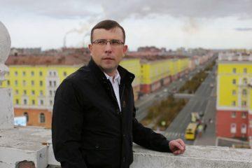 Александр Пестряков возглавил норильских единороссов