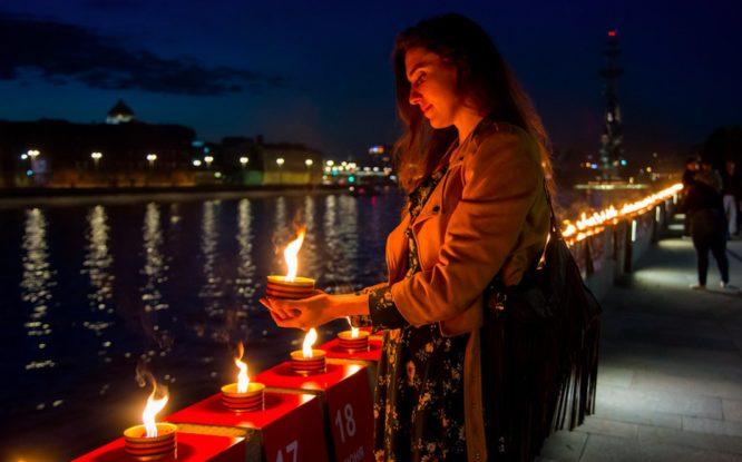 «Свеча памяти» поможет ветеранам Великой Отечественной войны