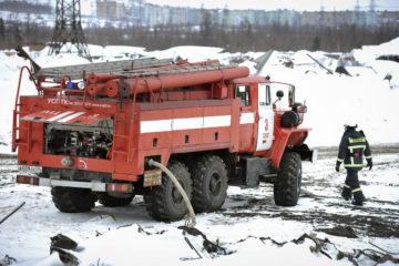В мае в Норильске произошло 17 пожаров и девять ДТП