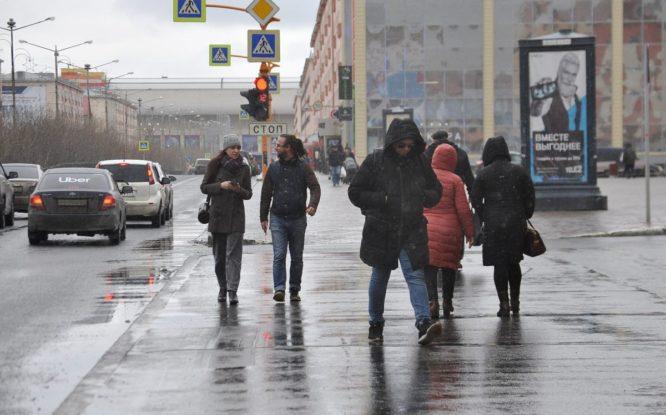 Численность населения в Красноярском крае продолжает уменьшаться