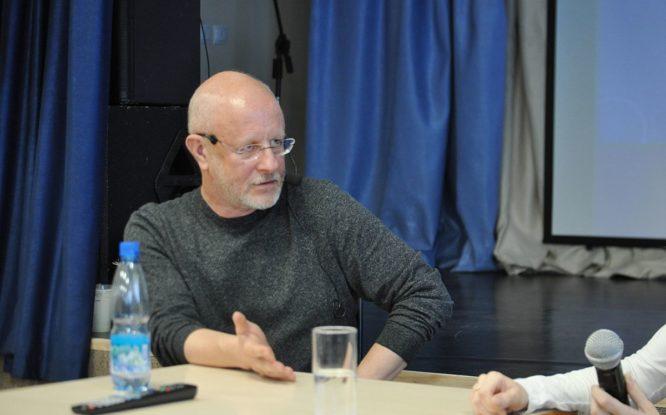 Дмитрий Гоблин Пучков провел мастер-классы в Дудинке и Норильске