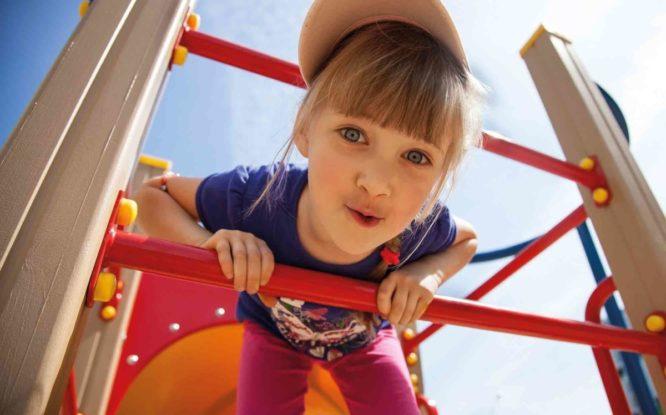 В Норильске оснастят безопасным резиновым покрытием 13 детсадов