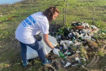 Волонтеры проекта «Живой Север» очистили тундру от мусора
