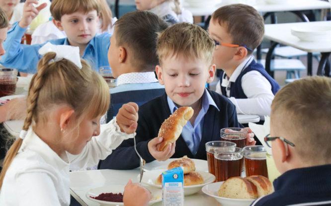 Добросовестных организаторов школьного питания поддержат деньгами