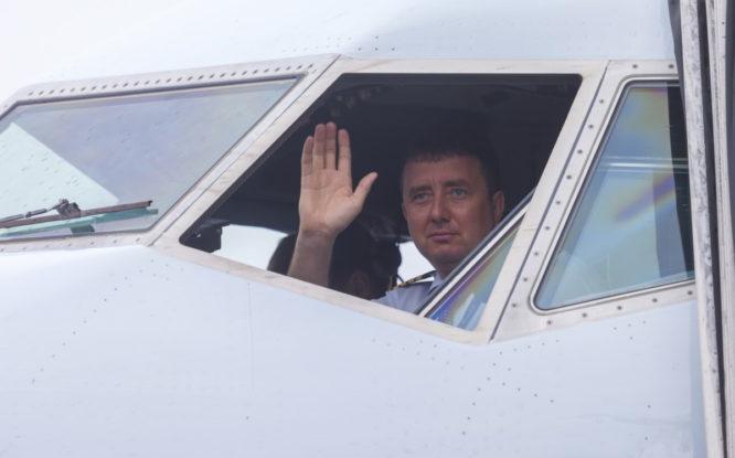 Из Норильска в Геленджик улетел первый самолет NordStar