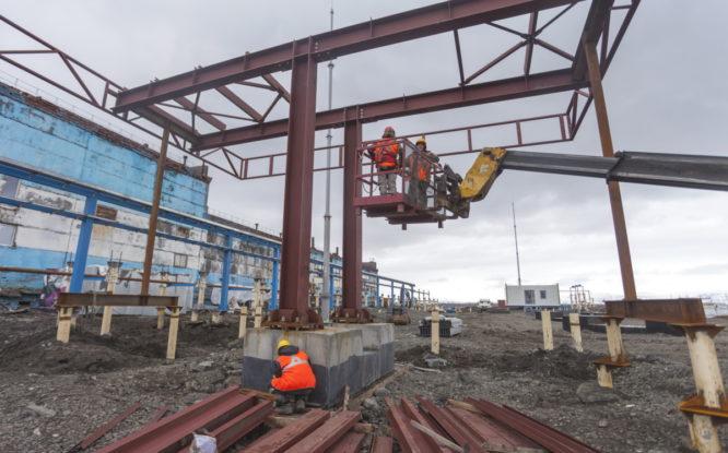 В Норильске строят метановую заправку для автомобилей