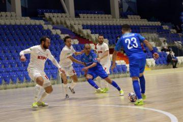 «Норильский никель» победил в первом матче бронзовой серии