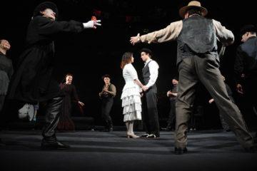 Испанскую страсть сыграли актеры Норильского театра драмы