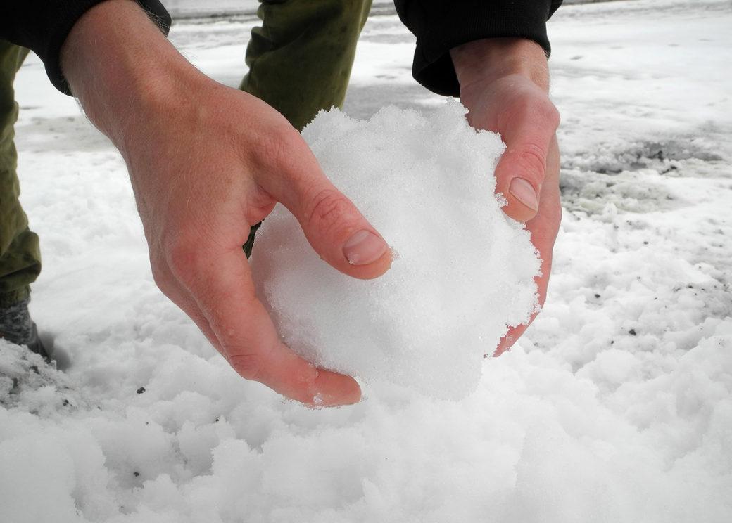 Суровый июнь на Севере: в Норильске выпал снег