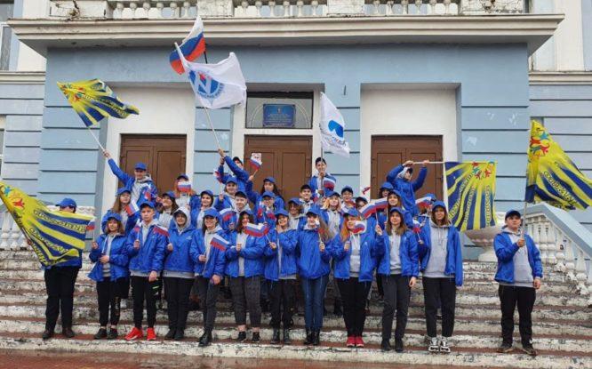 В Норильске открыли 51-й сезон трудовых отрядов школьников