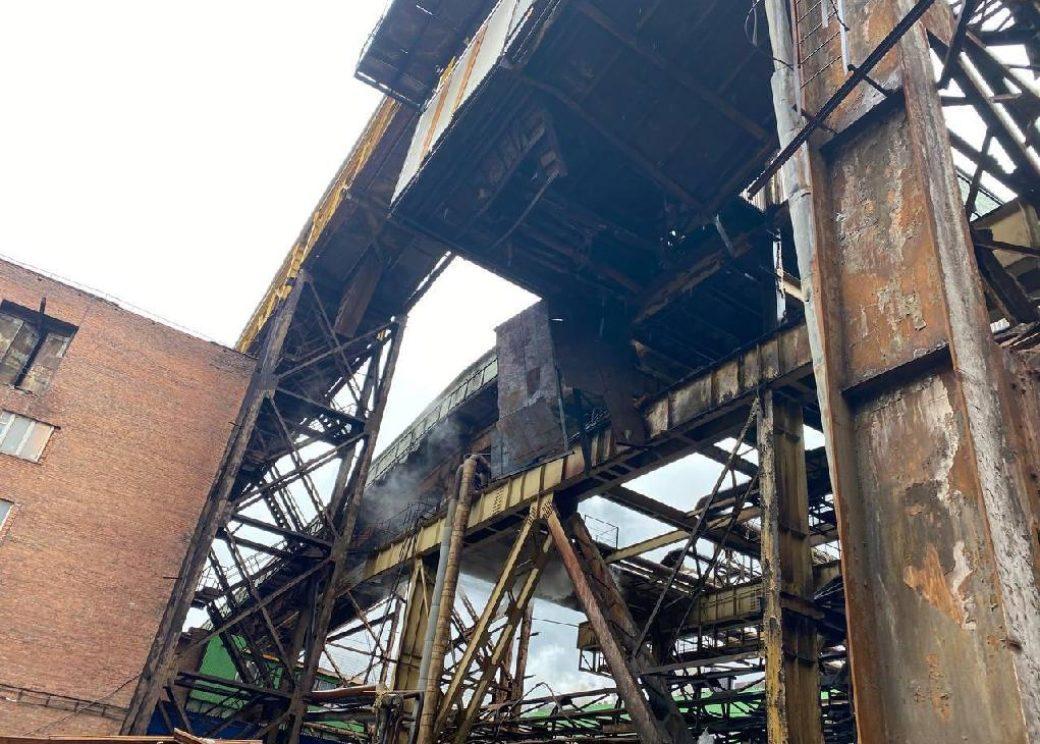 Прокуратура проводит проверку по факту обрушения галереи в Норильске