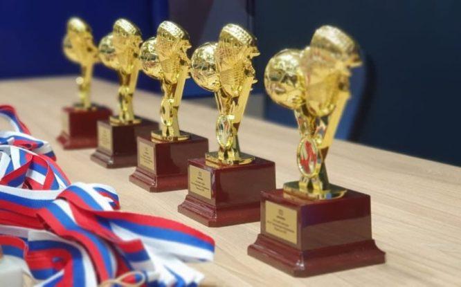 В Норильске определили лучшую мини-футбольную команду спартакиады «Норникеля»