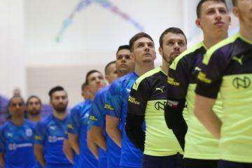 «Норильский никель» готовится к последним матчам бронзовой серии плей-офф Суперлиги