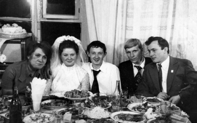 Норильские свадьбы играли и в лагерных бараках, и в хрущевках