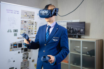 VR-очки и джойстики помогут в обучении экипажей NordStar