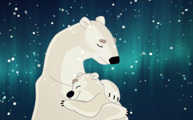 Центробанк выпустил памятные монеты с медвежонком Умкой