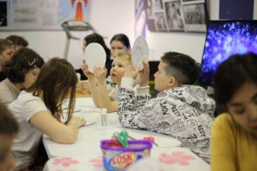 В «Музейной продленке» принимают смену юные полярники и биологи