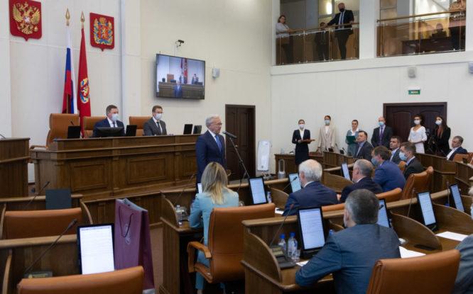 Красноярский край завершил 2020 год с профицитом казны в 0,4 миллиарда рублей