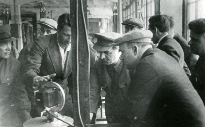 Имя Завенягина Норильскому комбинату присвоили в феврале 1957 года