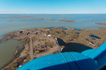 Ученые РАН исследуют уровень загрязнения водоемов Таймыра