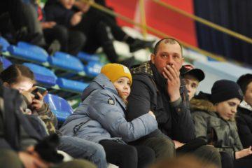 Болельщикам запретили посещать крупные спортивные матчи в Красноярске