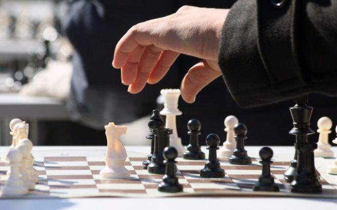 В Норильске определили сильнейших в турнире по быстрым шахматам
