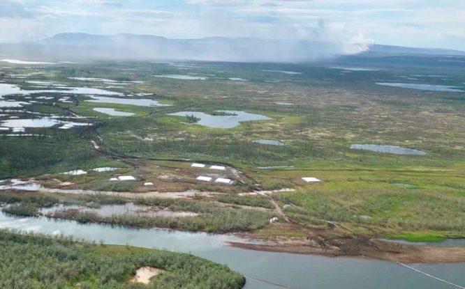 Росрыболовство отозвало претензию к «Норникелю» о вреде биоресурсам в 3,6 миллиарда рублей